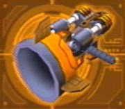Ratchet and clank Weapons: Bouncer