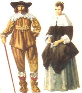 Barroco vestuario del barroco - El tiempo en sevilla la nueva ...