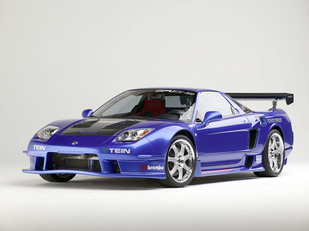Acura NSX   Luxurious Sports Car