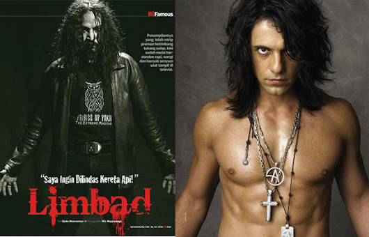 Limbad dan Criss Angel