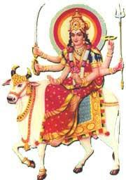 Umiya Goddess Mataji