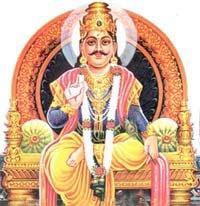 Chitirai Pournami: Chitra Poornima ~ Hindu Blog