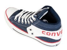 converse all star con risvolto