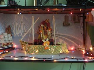 Ganpati Makar Decoration Home Lifestyle Thane Pic 13