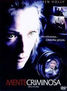 Filme Poster Mente Criminosa DVDRip XviD Dublado