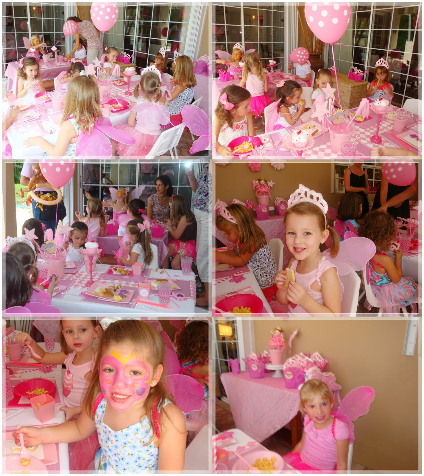 sweet bambinos Real Party