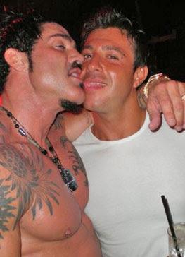 Guido Süller y Ricardo Fort se conocieron en boliche gay
