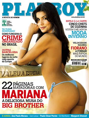 Playboy Ex bbb - Roberta Brasil 