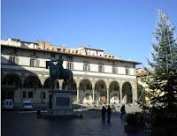 piazza santissima annunziata per natale
