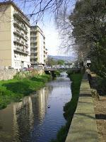 il fiume Terzolle vicino Careggi