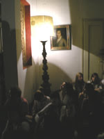 house concert in firenze