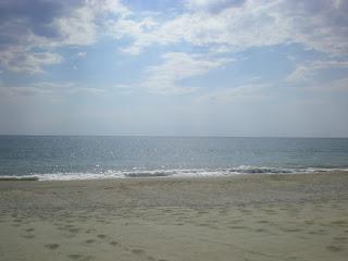 spiaggia della versilia in toscana