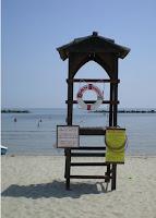 spiaggia ai lidi di ferrara