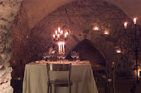 romantic restaurant in florence