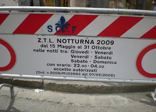 ztl notturna 2009