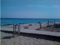 beach formentera