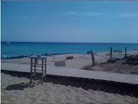 beach formentera