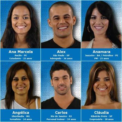Participantes do BBB 10 ! ! ! - Por Carlos Moreira / Ipueiras