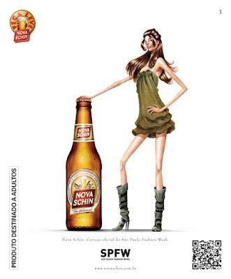 Nova Schin é a cerveja oficial do carnaval de S.Paulo - Por Fernanda Grilo / S. Paulo