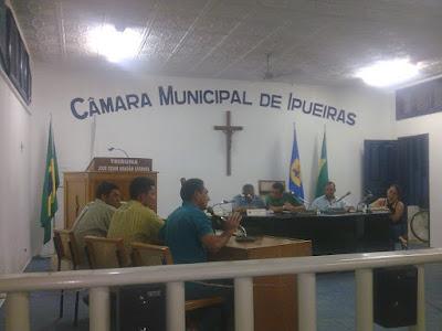 Ipueiras ganha mais três secretarias - Por Carlos Moreira / Ipueiras