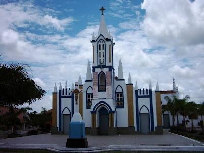 A História da Igreja Matriz de Ipueiras - Por Bérgson Frota / Fortaleza