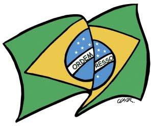 Pela ordem e pela pátria - Por Dalinha Catunda / Rio de Janeiro