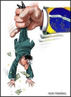 O País dos impostos - Por Melissa Stranieri / S. Paulo