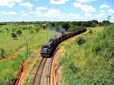 O tempo do trem em Ipueiras - Por Bérgson Frota / Fortaleza