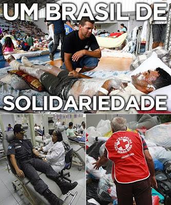Um Brasil de solidariedade