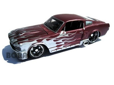Maisto 1967 Ford Mustang GT 1/64