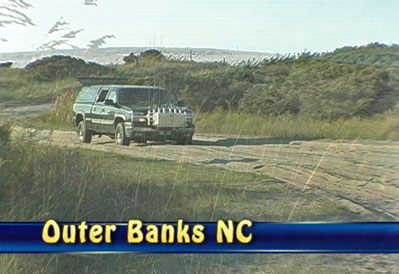 Jim baugh outdoors tv jim baugh outdoors tv new feature for Outer banks surf fishing tips