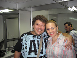 Ivo Pessoa e Juliana Lunardelli
