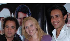 Santiago, Juliana Lunardelli e Guilherme