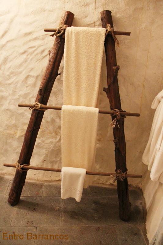Entre barrancos manualidades toalleros - Toalleros de pared ...