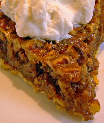 Foley's Follies: Old-Fashioned Pecan Pie