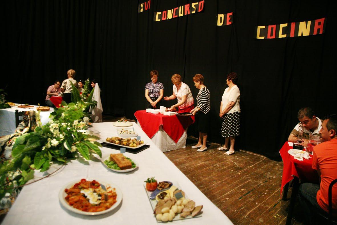 Pozo estrecho campo musica y flores xvi concurso de cocina - Concurso de cocina ...