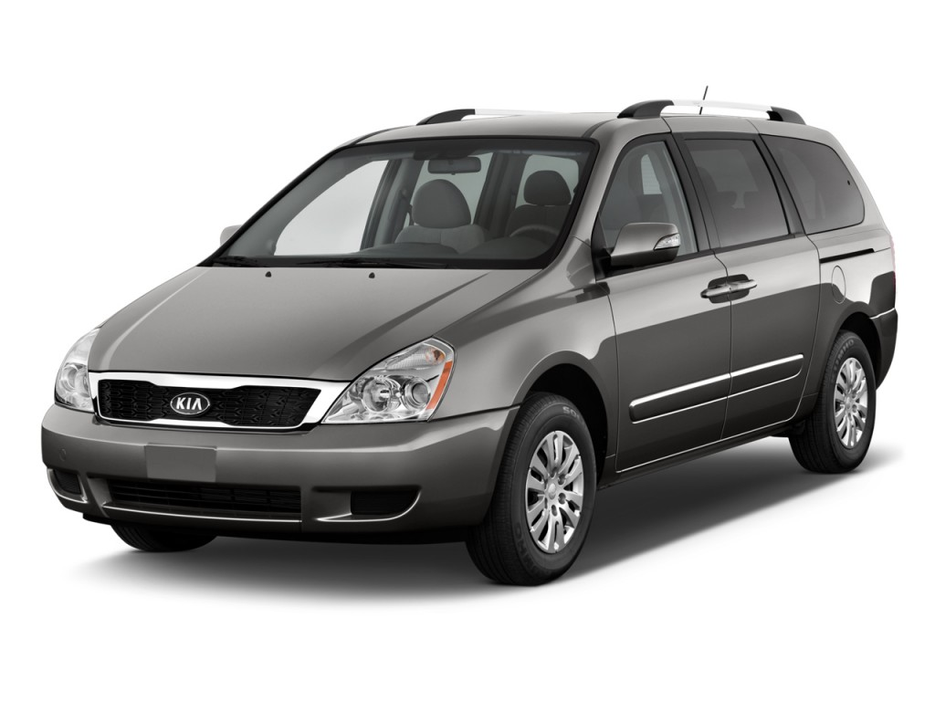 2011 Kia Sedona Review   Automotive Mania