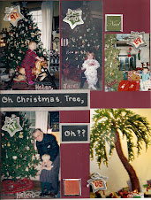 Oh Christmas Tree (right page)