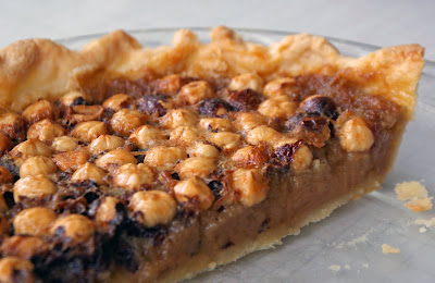 Maple+Hazelnut+Pie Maple Hazelnut Pie