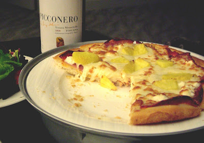 Matrix+pizza Day 281: Room Service at the Matrix