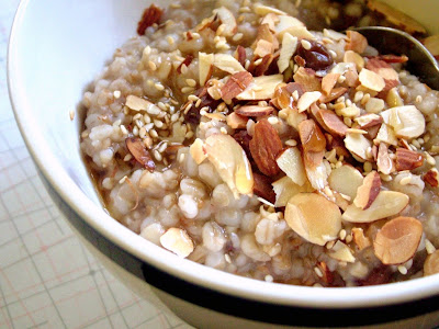 Oats+%26+Barley Day 291: Steel Cut Oats & Barley