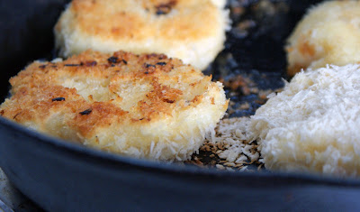 Fish+Cakes Crispy Fish Cakes