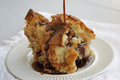 Bread+Pudding+w.+espresso+syrup Bread Pudding with Espresso Syrup