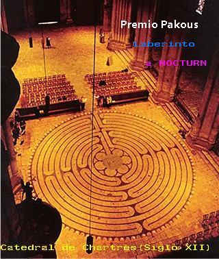 "Premio Pakous ""Laberinto"""