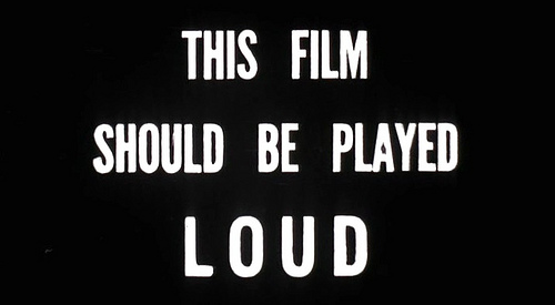 """This Film Should Be Played Loud """"The Last Waltz"""""""