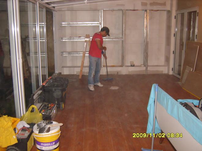 juanjofernandes - construcciones & servicios ( durlock )