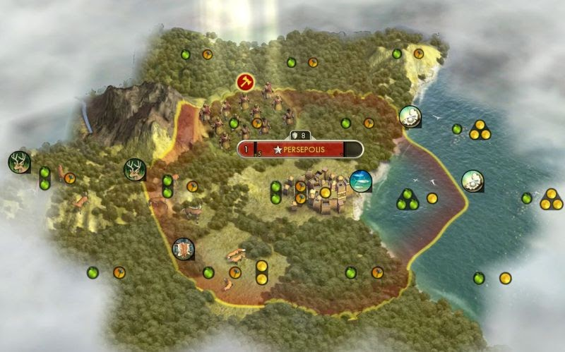 Civ v persia golden age strategy