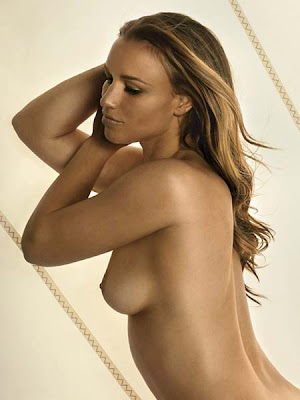 German Olympic Women Athletes Nude in playboy