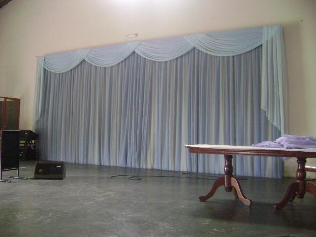 Cortina para igreja evangelica - Imagui