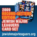 Jewish Major Leaguers Baseball Card Set